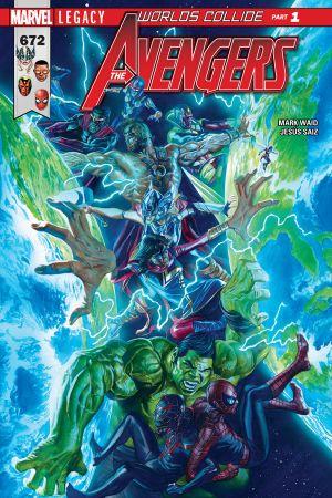 Avengers (2016) #672