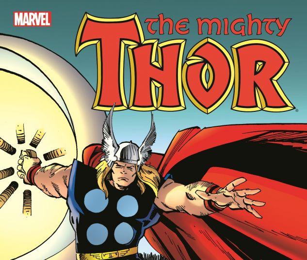 Thor 371-374, Balder the Brave 1-4 --- CLASSIC TPB