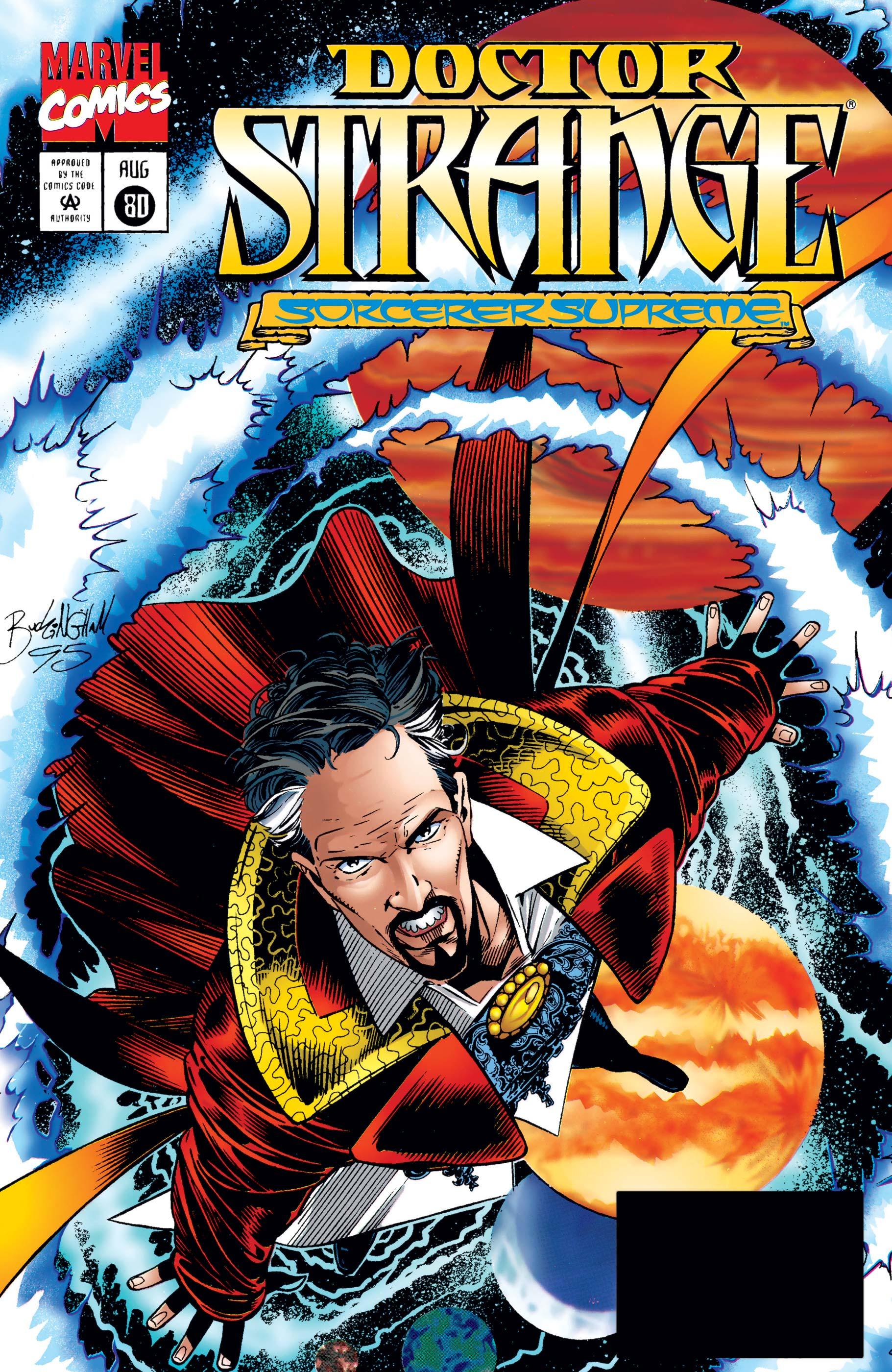 Doctor Strange, Sorcerer Supreme (1988) #80