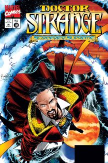 Doctor Strange, Sorcerer Supreme #80