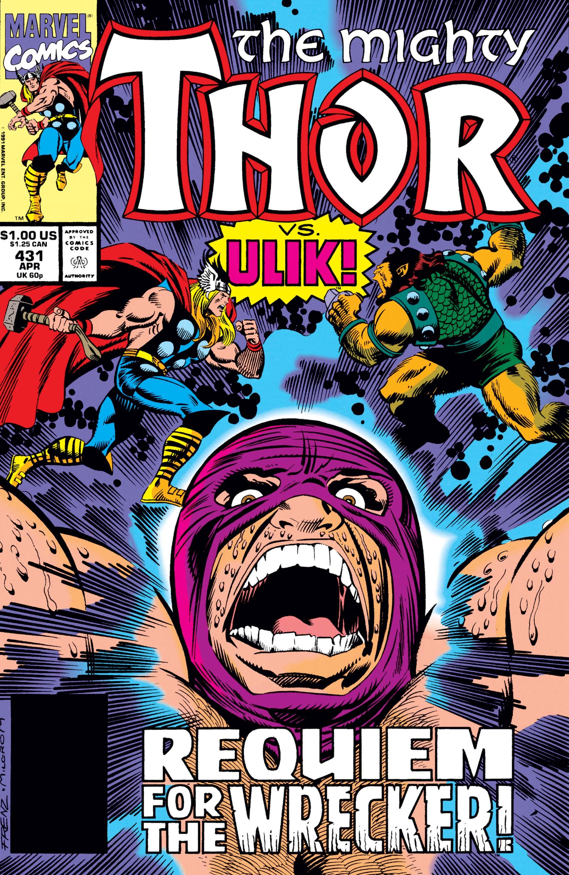Thor (1966) #431
