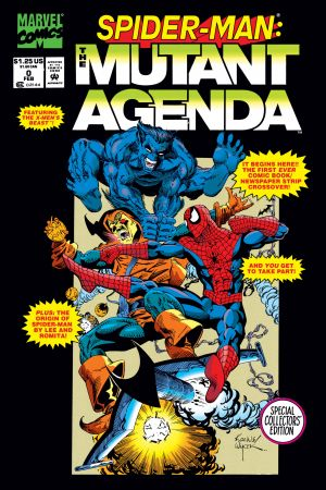 Spider-Man: The Mutant Agenda #0