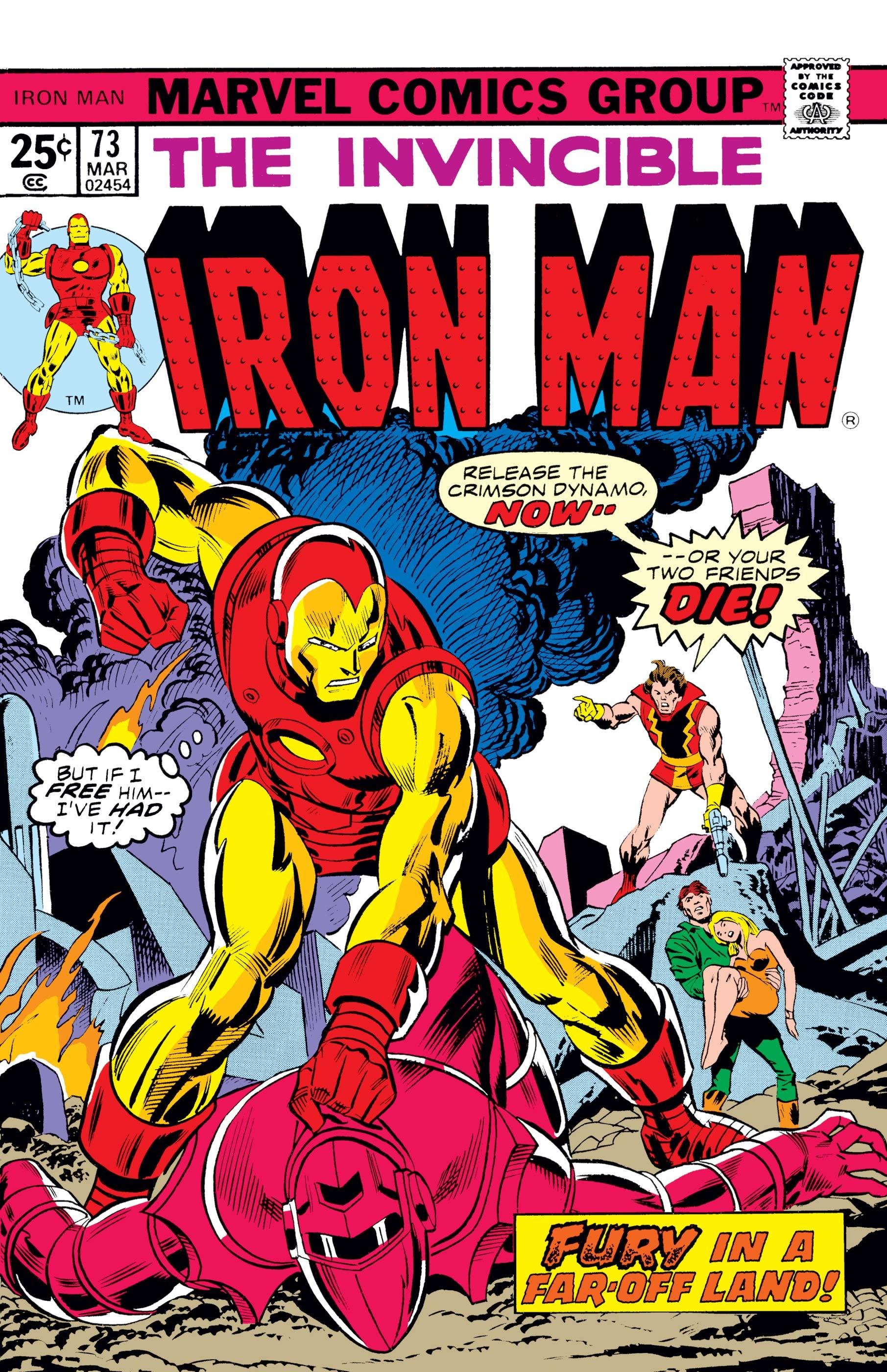 Iron Man (1968) #73