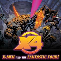 X-MEN/FANTASTIC FOUR (2004)