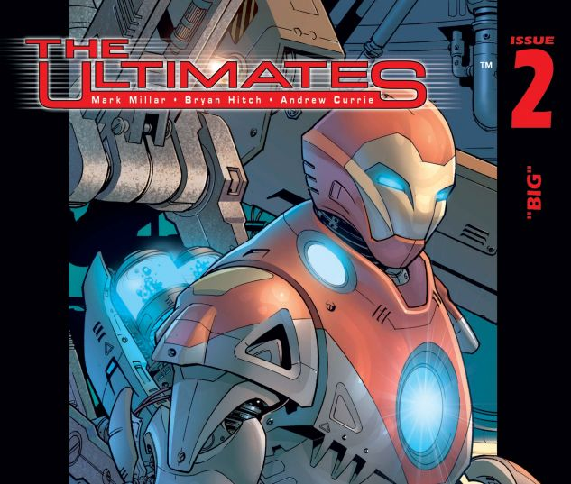 ULTIMATES (2002) #2