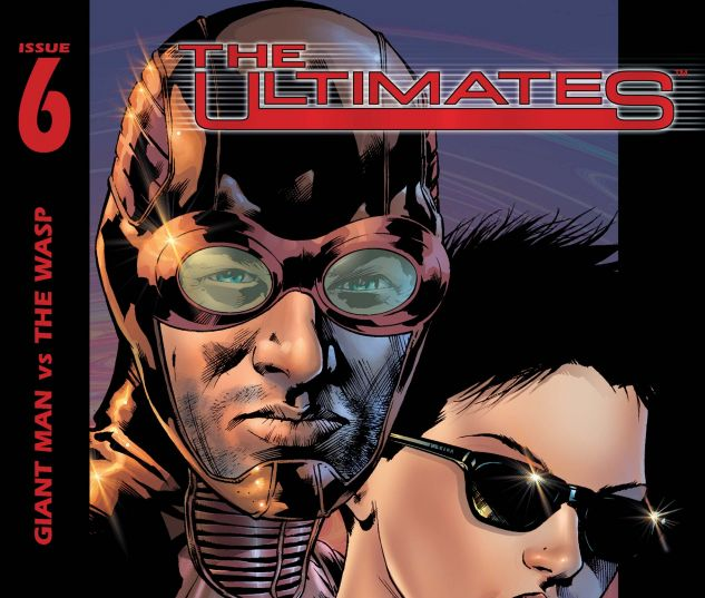 ULTIMATES (2002) #6