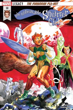 The Unbeatable Squirrel Girl #30