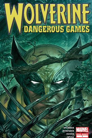 Wolverine: Dangerous Games #1
