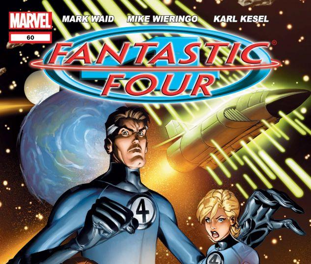 Fantastic Four (1998) #60