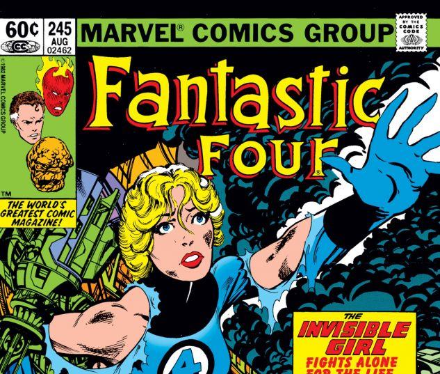 Fantastic Four (1961) #245