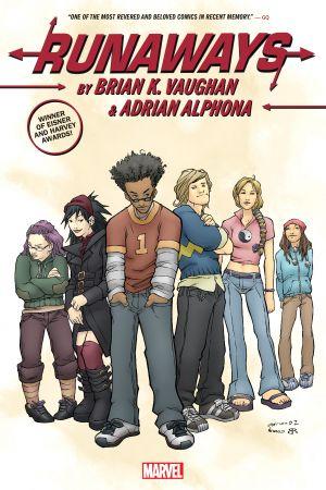 Runaways by Brian K. Vaughan & Adrian Alphona Omnibus (Hardcover)