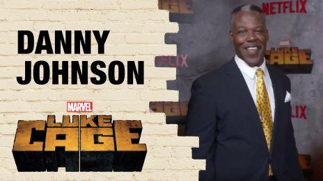 Marvel's Luke Cage Actor Danny Johnson Says Ben