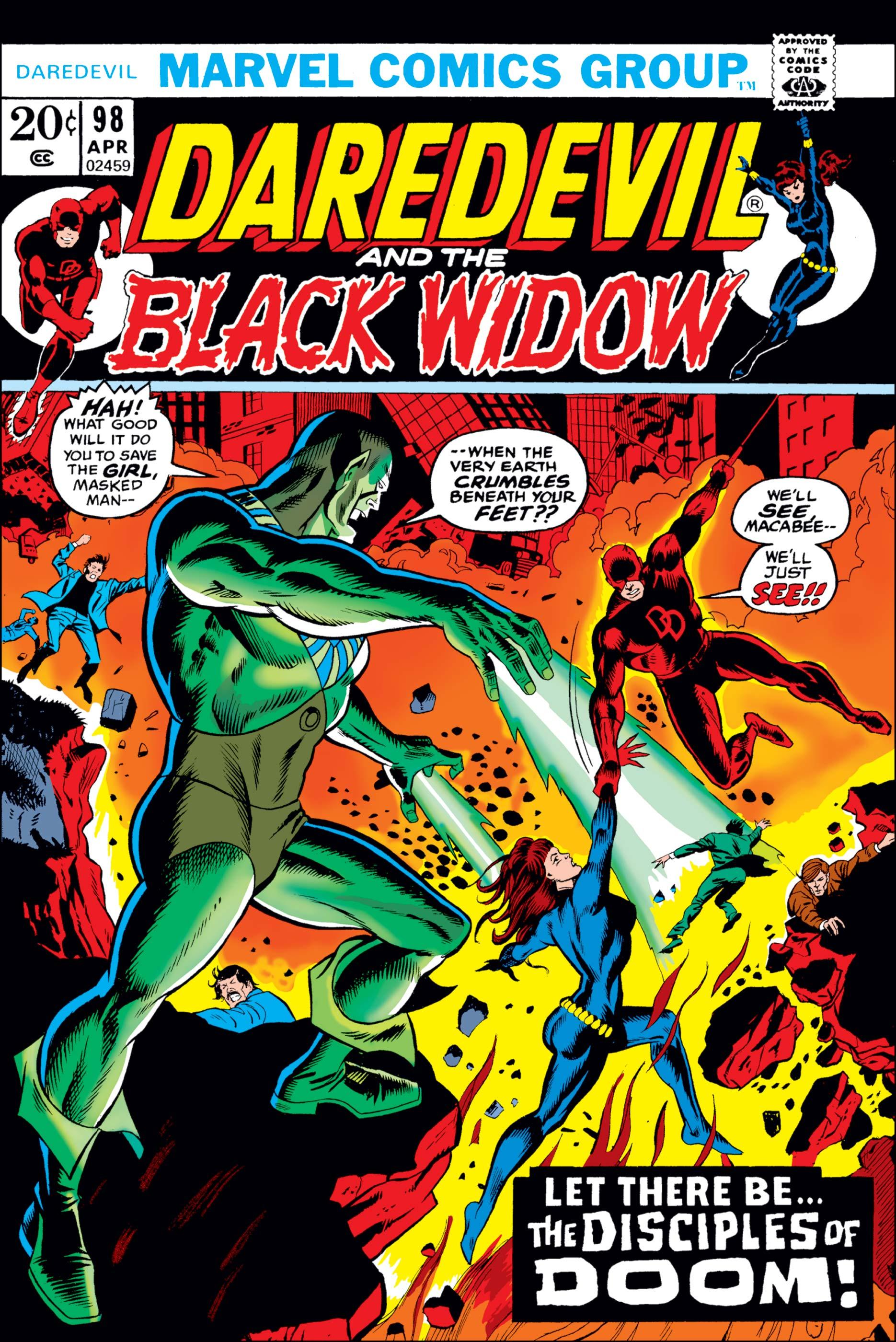 Daredevil (1964) #98