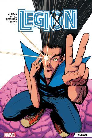 Legion: Trauma (Trade Paperback)
