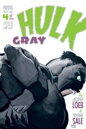Hulk: Gray (2003) #4