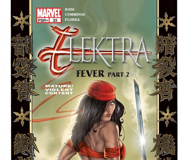 ELEKTRA (2001) #33