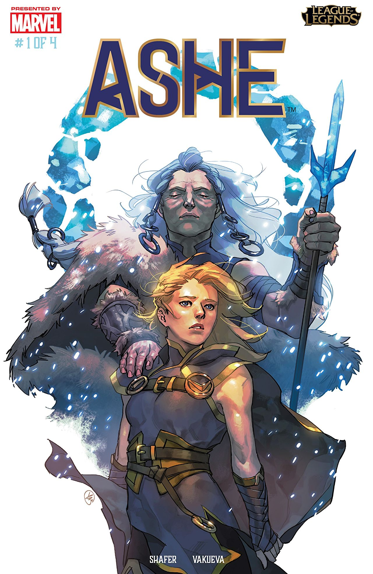 League of Legends: Ashe - Warmother Special Edition (2018) #1