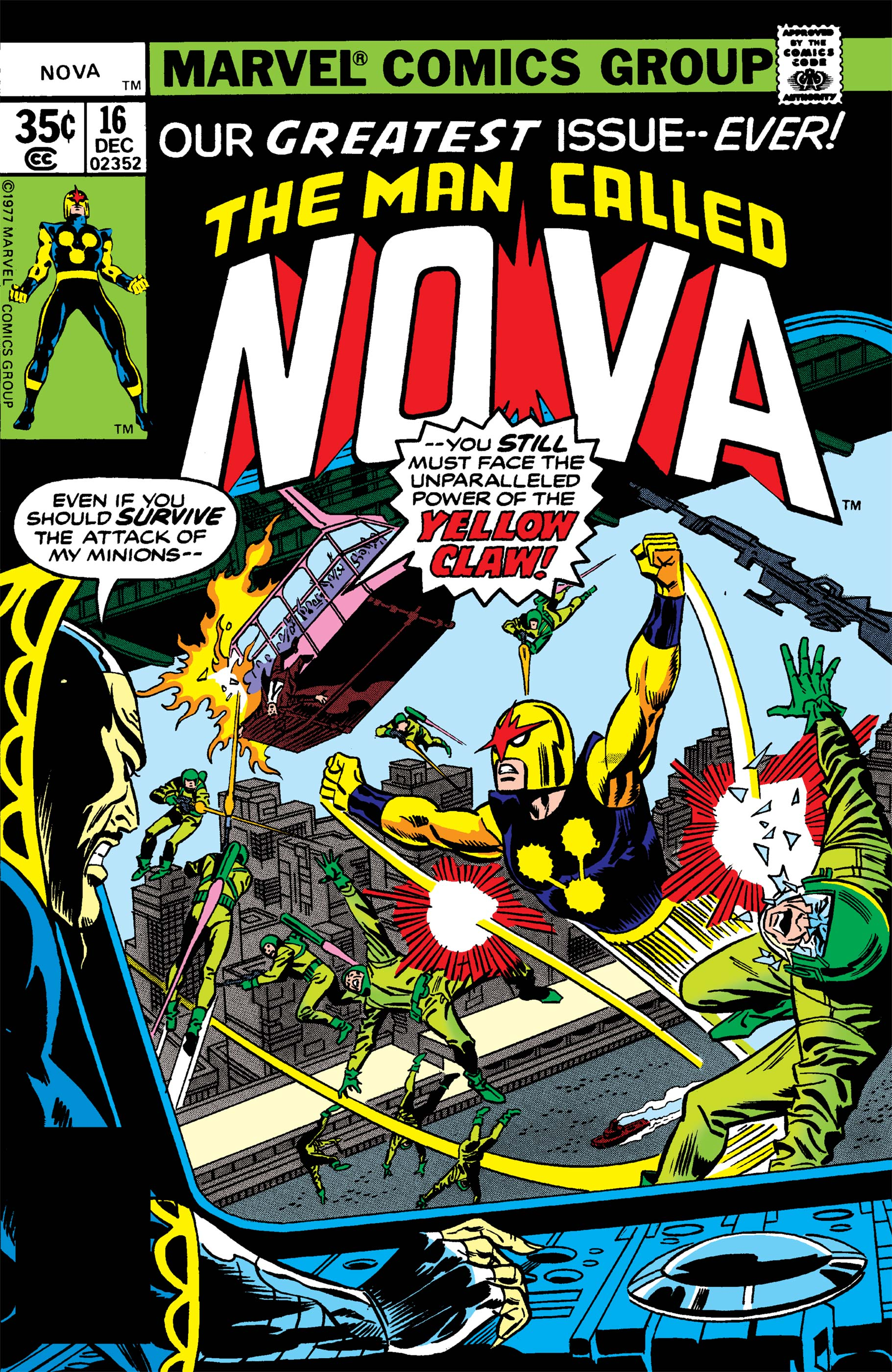 Nova (1976) #16