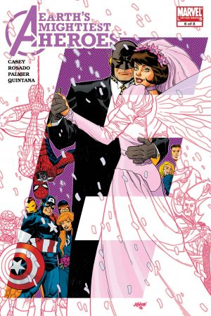 Avengers: Earth's Mightiest Heroes II #6