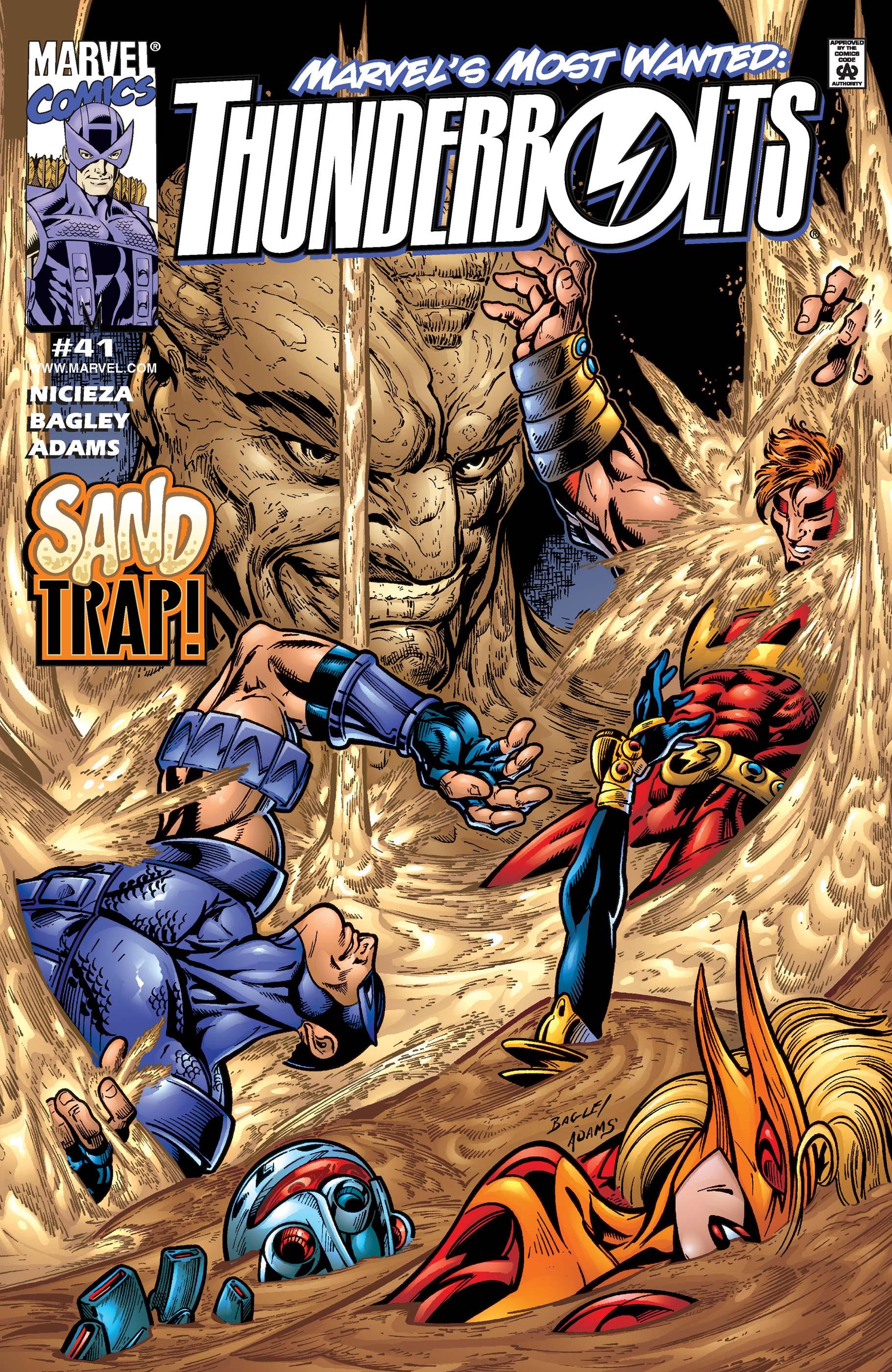 Thunderbolts (1997) #41