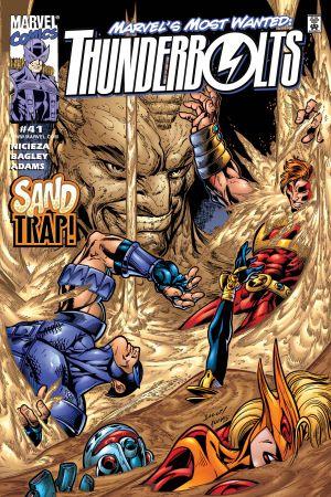 Thunderbolts #41