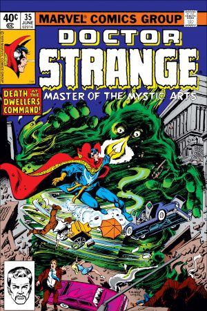 Doctor Strange (1974) #35