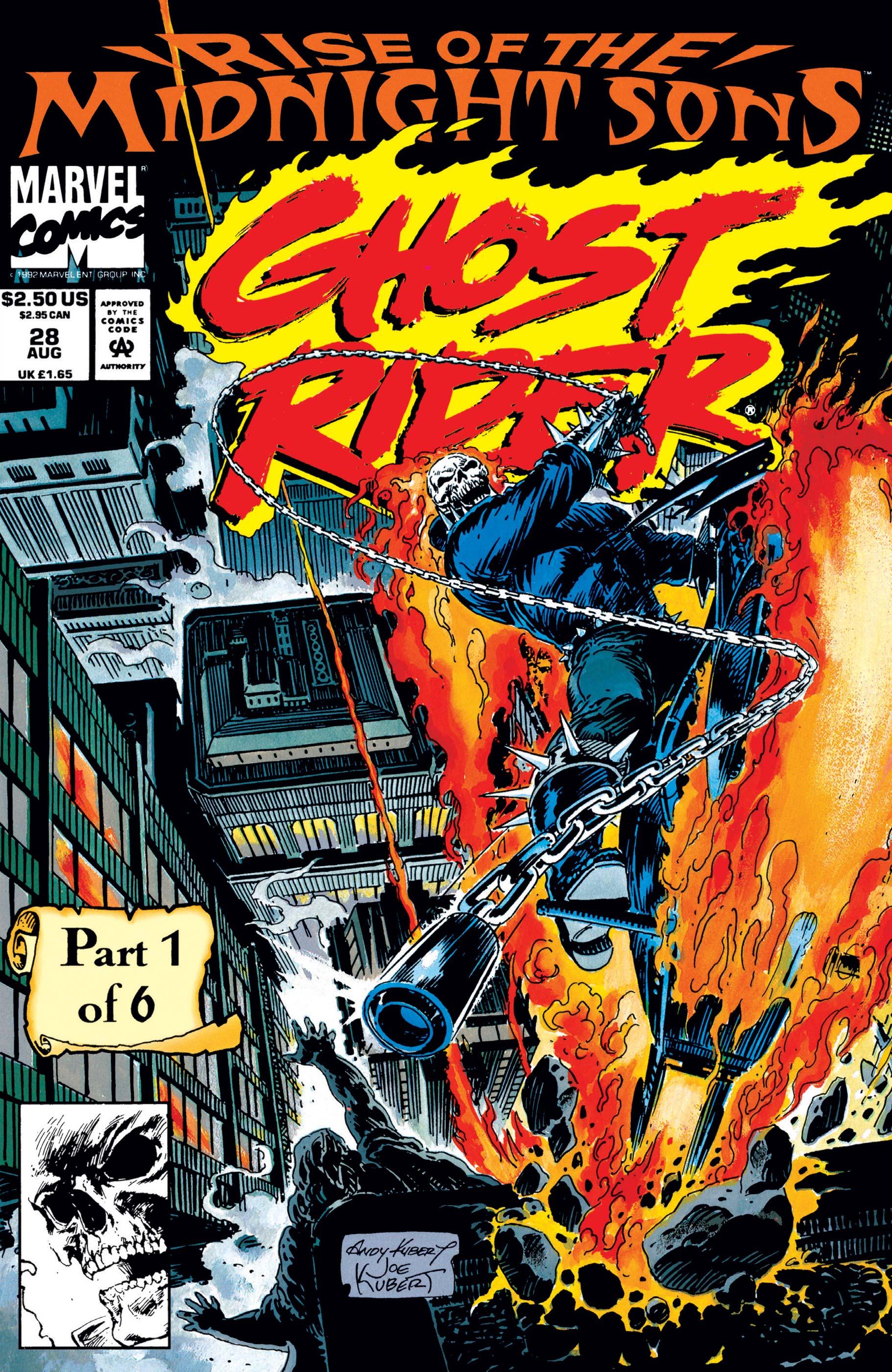 Ghost Rider (1990) #28
