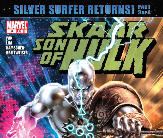 SON OF HULK (2008) #9