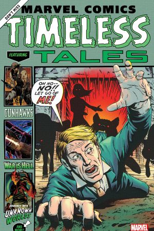 Marvel Comics: Timeless Tales (Trade Paperback)