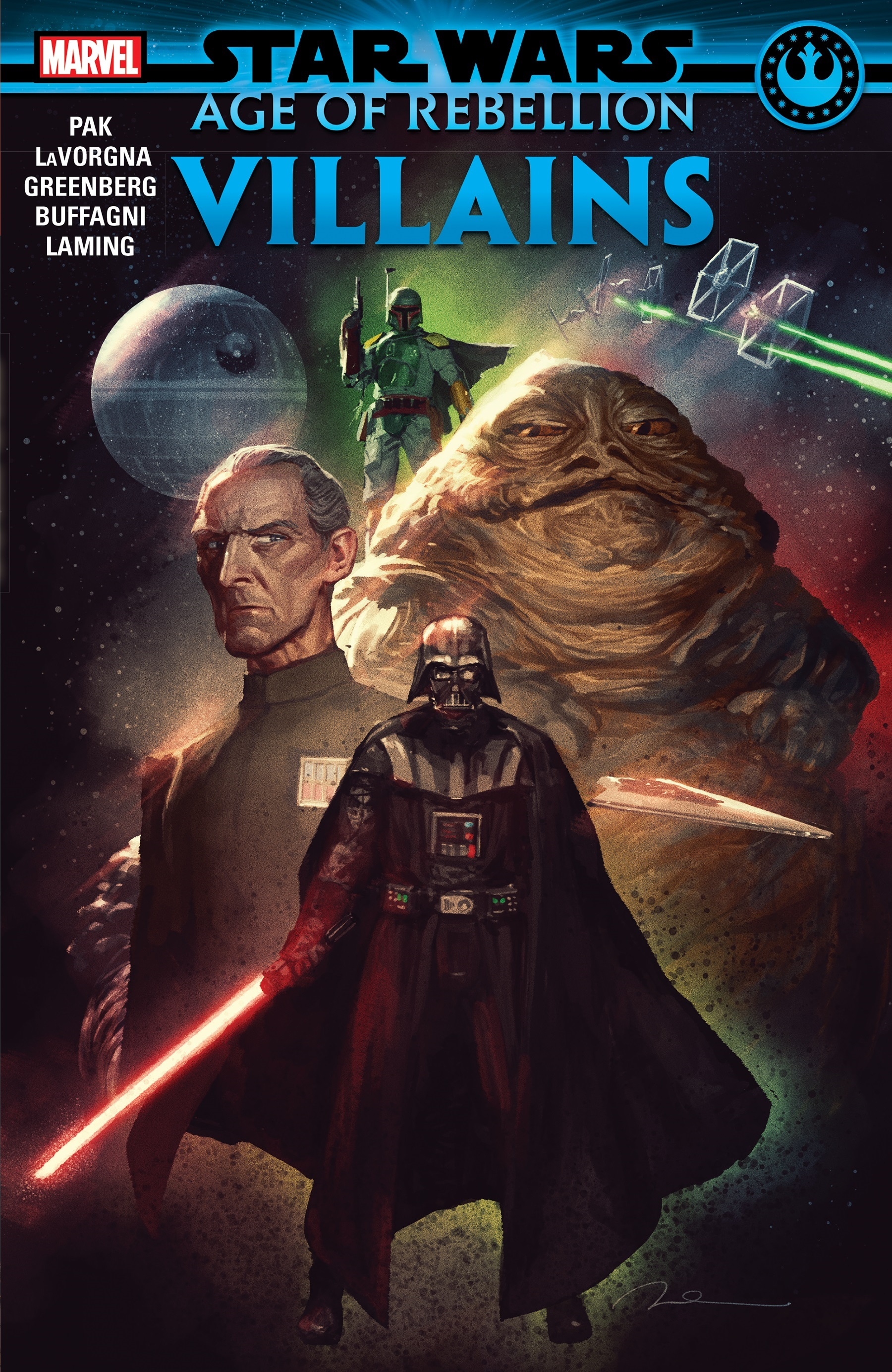 STAR WARS: AGE OF REBELLION - VILLAINS TPB (Trade Paperback)