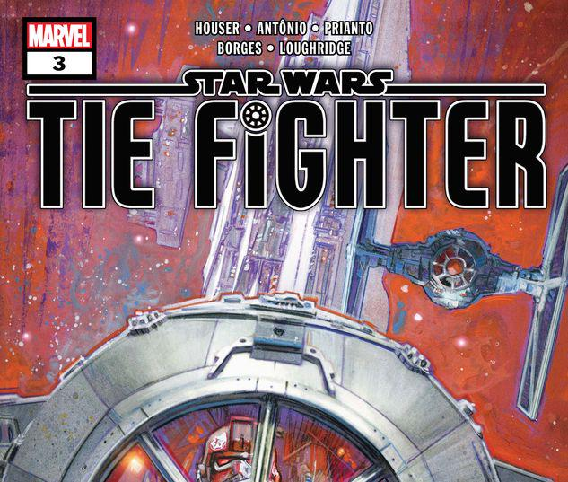 Star Wars: Tie Fighter #3