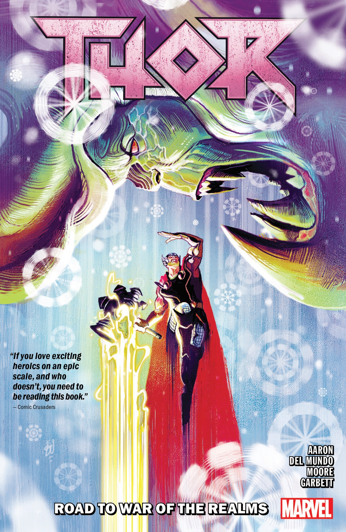 Thor Vol. 2: Road To War Of The Realms (Trade Paperback)