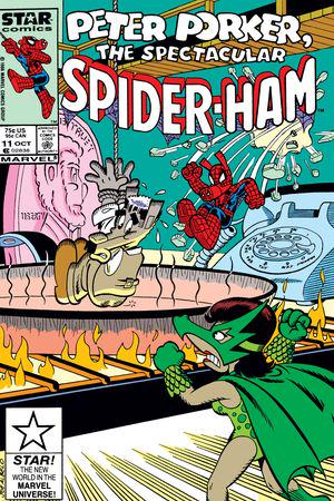 Peter Porker, the Spectacular Spider-Ham (1985) #11