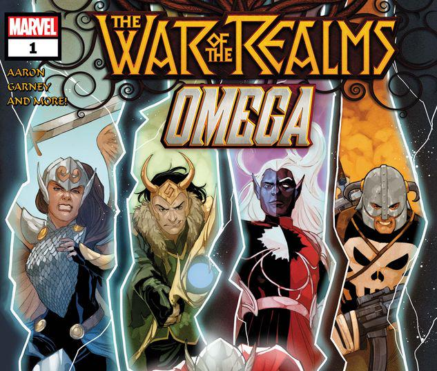 WAR OF THE REALMS OMEGA 1 #1