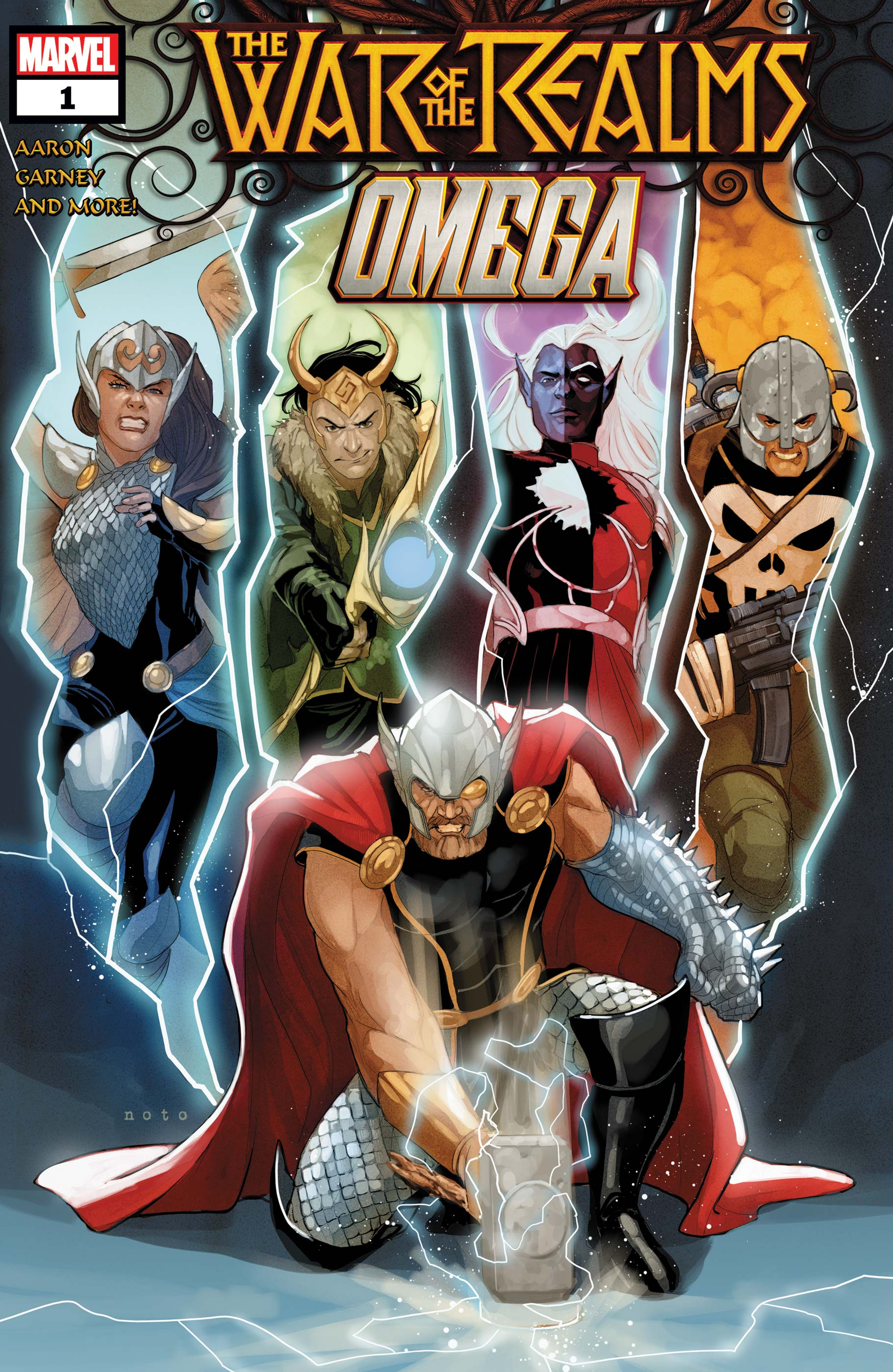 War Of The Realms Omega (2019) #1