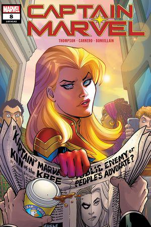 Captain Marvel (2019) #8