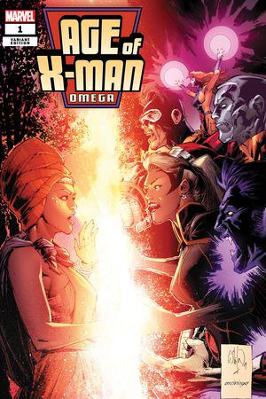 Age Of X-Man Omega (2019) #1 (Variant)