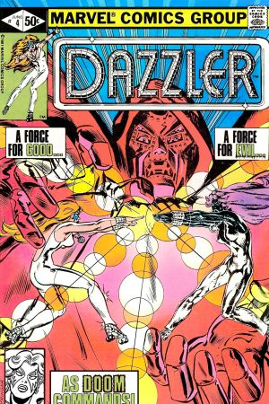 Dazzler (1981) #4