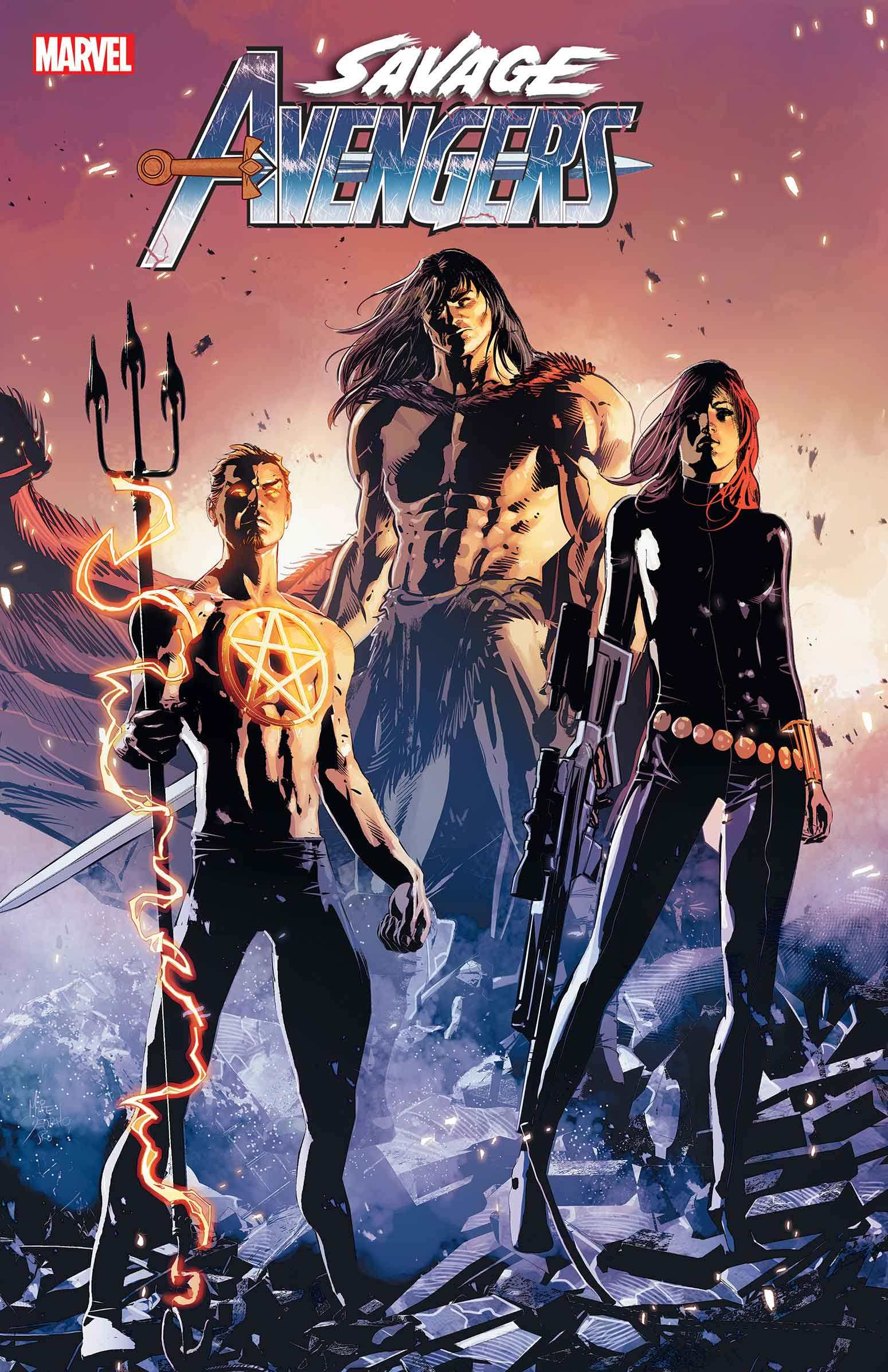 Savage Avengers Annual (2019) #1