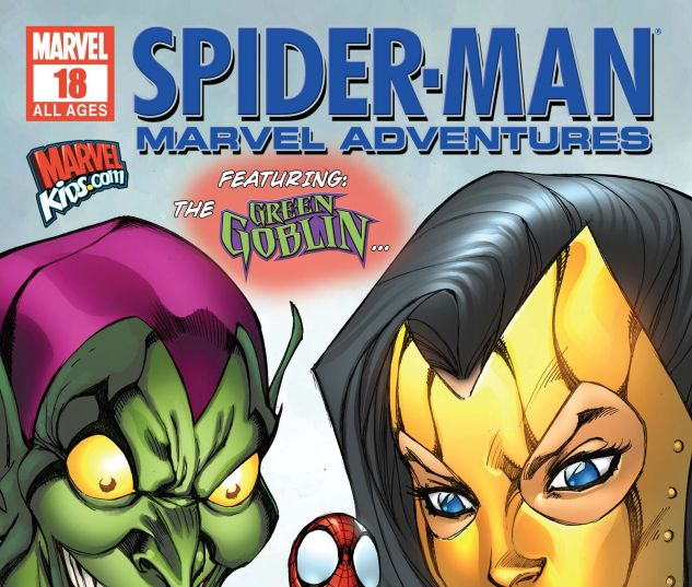 Marvel Adventures Spider-Man (2010) #18