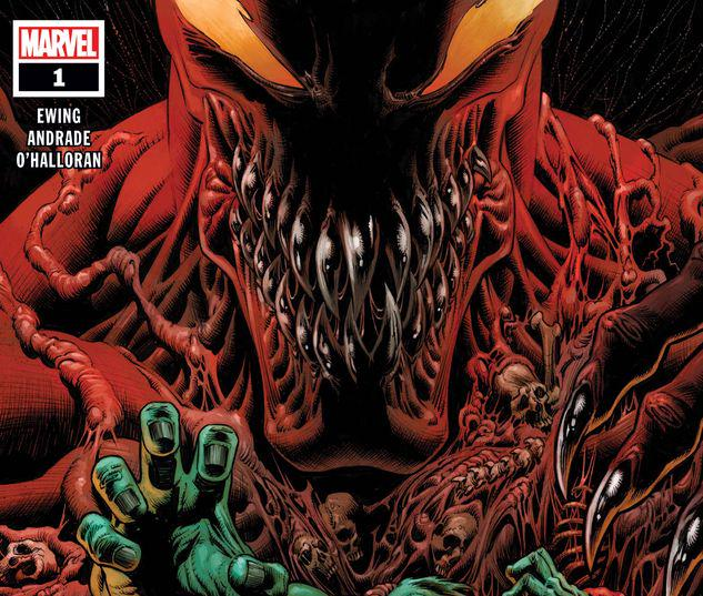 ABSOLUTE CARNAGE: IMMORTAL HULK 1 #1