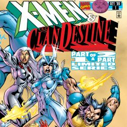 X-Men: Clan Destine