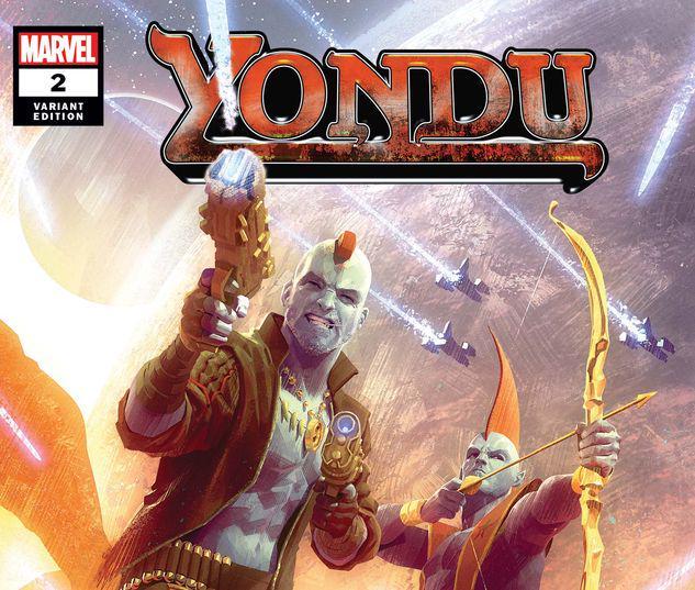 Yondu #2