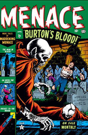 Menace (1953) #2