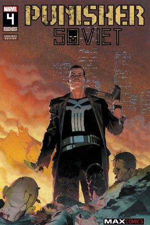 Punisher: Soviet (2019) #4 (Variant)