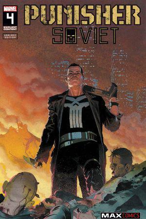 Punisher: Soviet (2019) #4 (Variant)