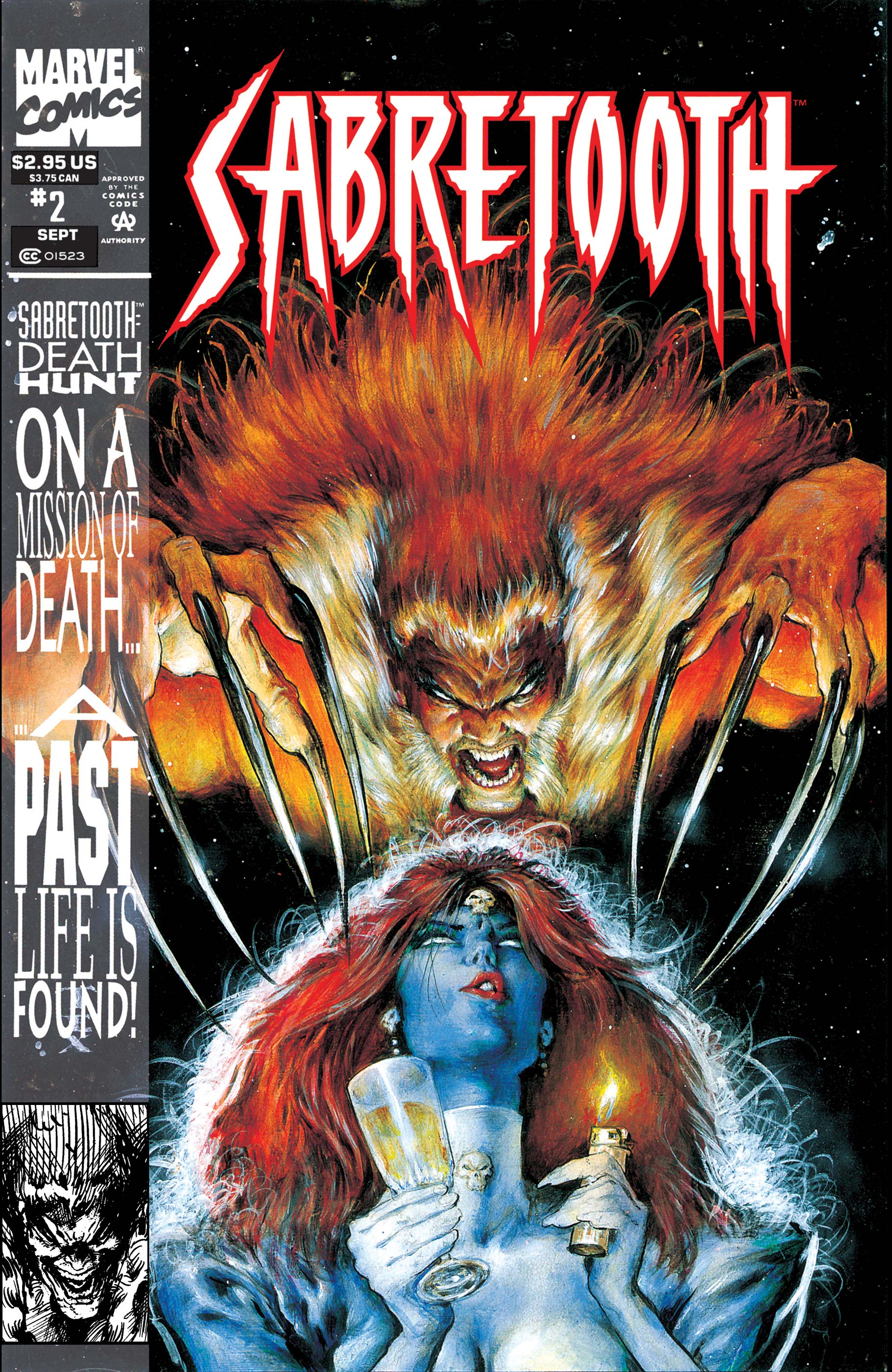 Sabretooth (1993) #2