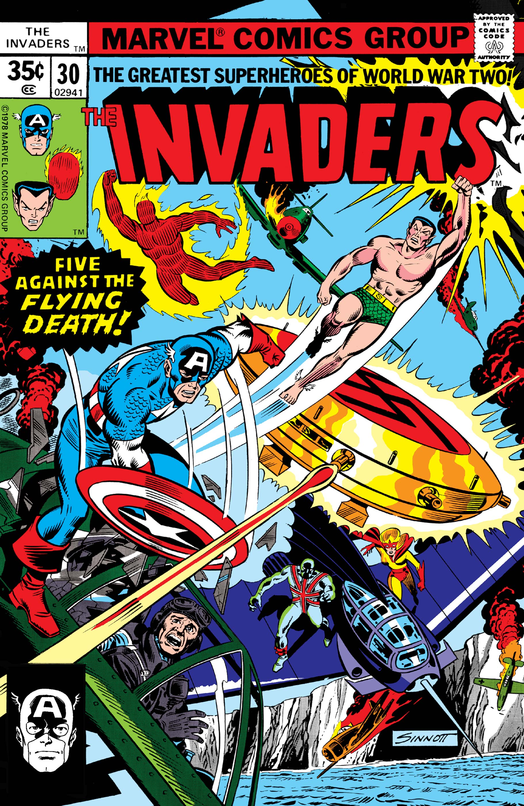 Invaders (1975) #30