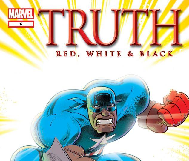 Truth: Red, White & Black (2003) #6