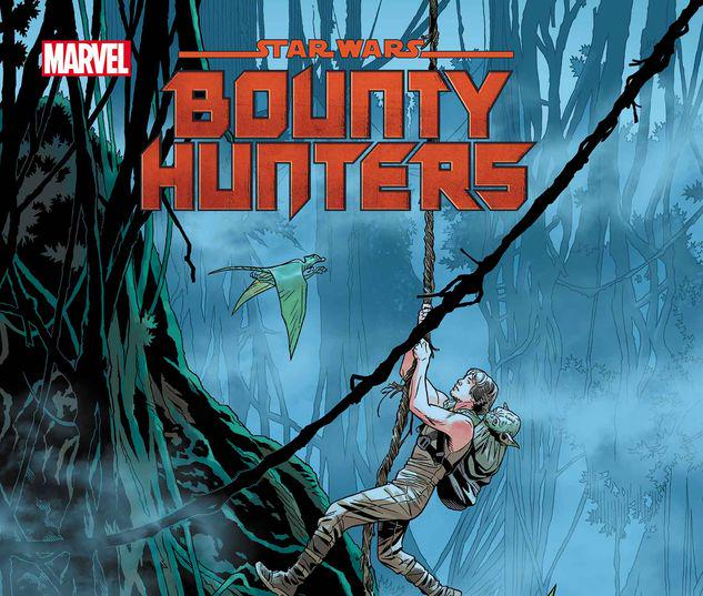 Star Wars: Bounty Hunters #6